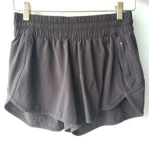 Lululemon Black Athletic Running Shorts, size 8